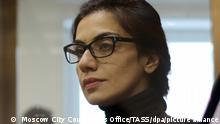 Russland I Moskau I Karina Tsurkan zu 15 Jahren Haft verurteilt