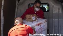 Coronavirus - Argentinien - Impfungen