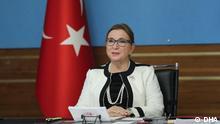 Türkische Handelsministerin Ruhsar Pekcan