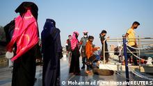 Bangladesch Rohingya | Überfahrt zur Insel Bhasan Char