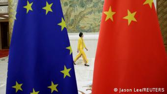ΕΕ - Κίνα