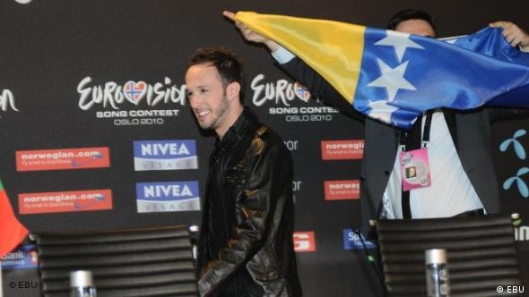 FLASH: Eurovision 2010 Vukasin Brajic (BiH)