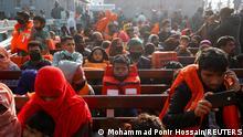 Bangladesch Rohingya | Umsiedlung zur Insel Bhasan Char