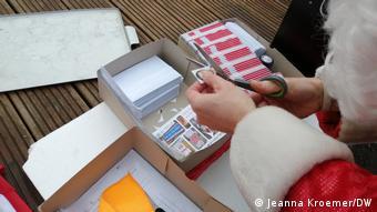 Подготовка фотографии для альтернативного паспорта