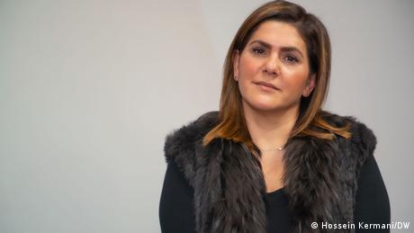 DW Sendung - Gast Mariam Claren