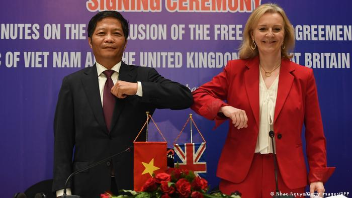 Handelsabkommen zwischen dem Vereinigten Königreich und Vietnam