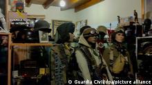 Spanien Polizei findet Nazi Museum