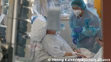 Aachen Coronavirus - Intensivstation