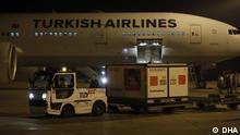 Türkei Ankara Corona-Impfstoff aus China