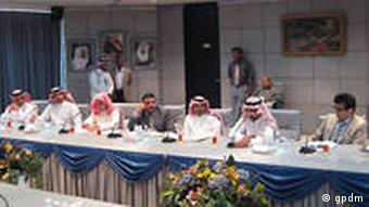 Deutsche Wirtschaftsdelegation in Riad Saudi-Arabien