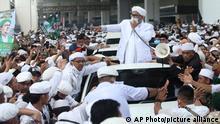 Indonesien | Islamische Verteidigungsfront (Islamic Defenders Front)