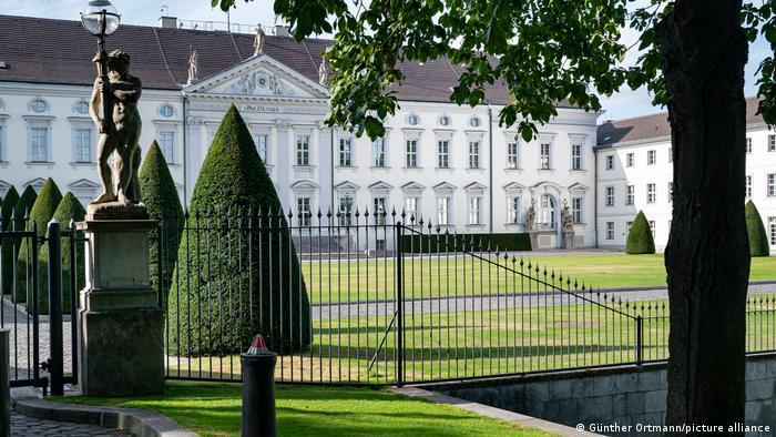 Berlin Park am Schloss Bellevue