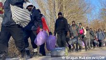 Bosnien und Herzegowina | Flüchtlingslager Lipa bei Bihac