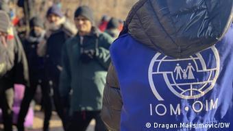 Η ΙΟΜ αποσύρθηκε από το Λίπα εξαιτίας των άθλιων συνθηκών για τους ανθρώπους