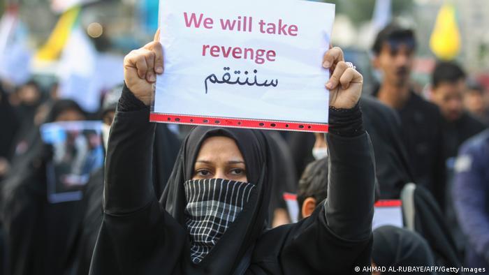 Irak Bagdad | Trauerprozession