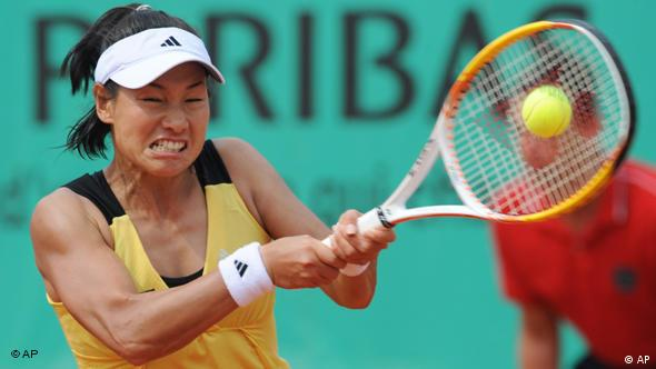 Kimiko Date Krumm French Open 2010 Flash-Galerie