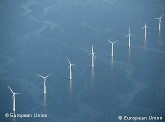 Parques eólicos offshore são a mais nova tecnologia em energia eólica na Europa