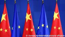 Belgien l Online-Gipfel zum Investitionsabkommen zwischen EU und China