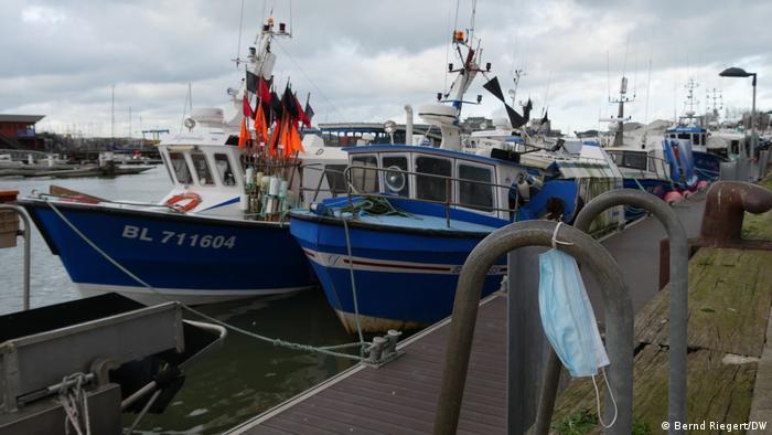Pesqueros franceses.