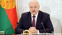 Belarus Präsident Alexander Lukaschenko