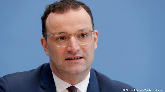 Deutschland Corona l PK Gesundheitminister Spahn