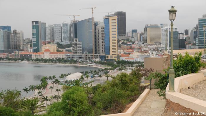 Angola Marginal de Luanda