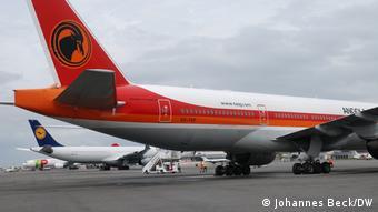 Angola Flugzeug TAAG