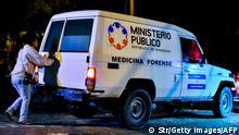 Honduras Symbolbild Krankenwagen