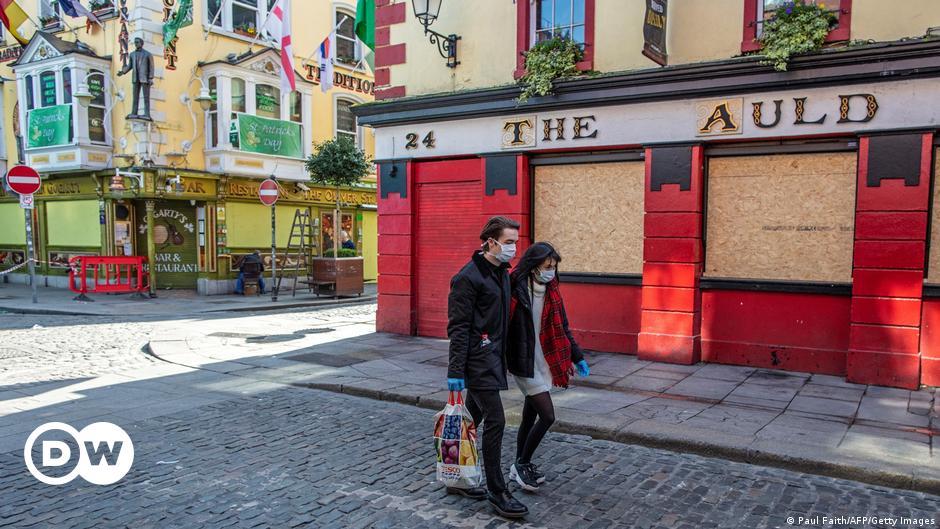 Coronavirus digest: EU asks Ireland to rethink mandatory hotel quarantine