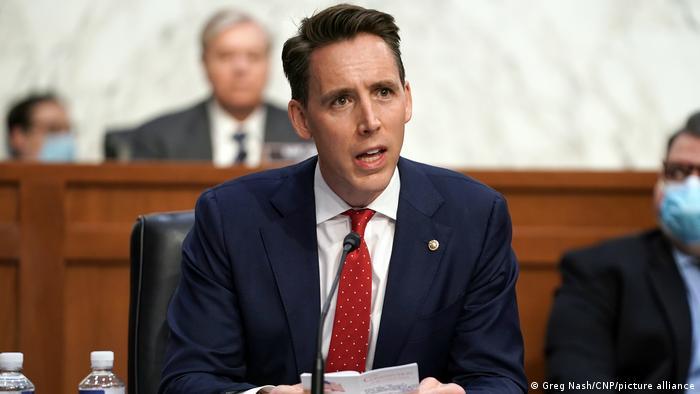 USA Washington | Senator Josh Hawley