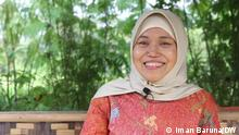 Tri Mumpuni developed microhydro project that have already delivered electricity in around 60 villages in Indonesia. As a director of the People Centered Business and Economic Institute (IBEKA), she also actively trains young people, who are willing to return and develop rural areal.