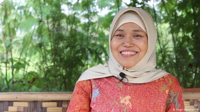 Indonesien Projekt Mikrowasserkraftwerk zur Elektrizitätsversorgung