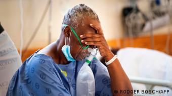Coronavirus Südafrika | Klinik mit Covid-19 Station