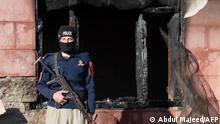 Pakistan | Hindu Tempel in Brand gesteckt