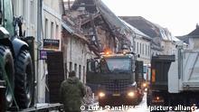 Kroatien Erdbeben in Petrinja