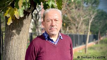 Orhan Sen von der Technischen Universität Istanbul