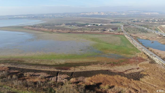 Büyükçekmece Barajı (Foto: Arşiv)