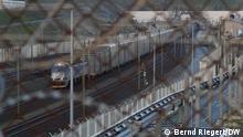 Frankreich, Calais I Eurotunnel