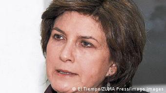 Direktorin der Nationalen Parkbehörde Kolumbiens Julia Miranda