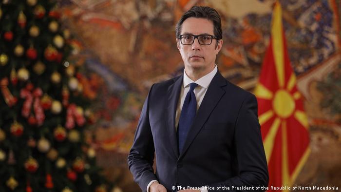 Nord-Mazedonien |Stevo Pendarovski, Staatspräsident