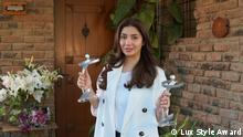 Pakistan LUX Style 2020 Awards | Mahira Khan