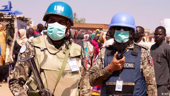 Sudan | UNAMID Mission | Truppenabzug