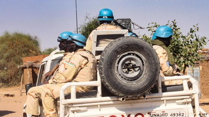 Sudan | UNAMID Mission
