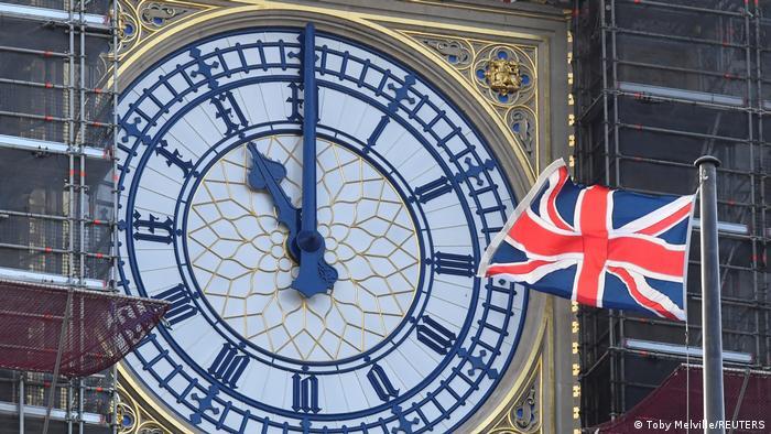 UK London Big Ben 11h
