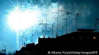 Ρώμη, με πυροτεχνήματα το 2021 αλλά χωρίς κόσμο στους δρόμους
