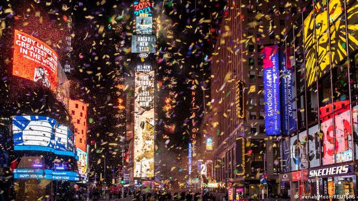 BdTD | USA | New York Jahreswechsel 20/21