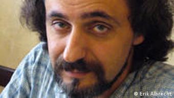 Alexander Werchowski, Direktor des Zentrums zur Erforschung des Rassismus (Foto: DW)