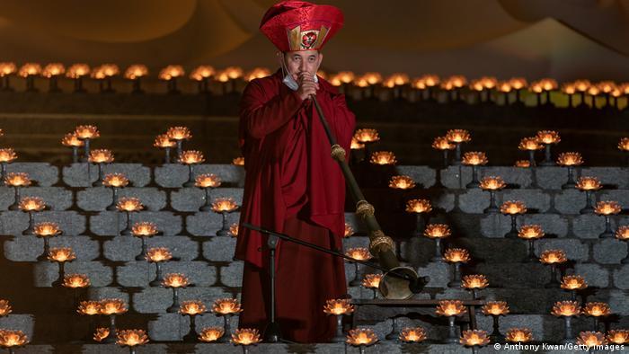BdTD | Hongkonger feiern Silvester im Kloster