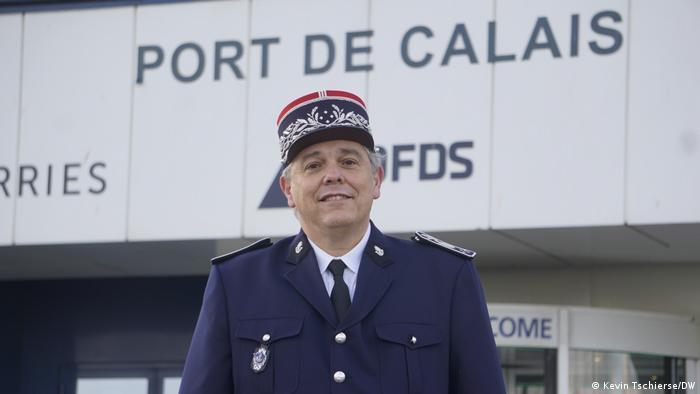 Frankreich | Calais | Brexit | Hafen | Jean-Michel Thillier