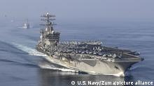 USS Nimitz Flugzeugträger